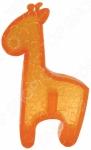 Игрушка для собак Kong Squeezz ZOO «Жираф»