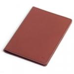 Кожаная обложка автодокументов (brown)